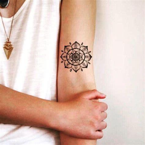 mandala tattoo represents best 25 small mandala tattoo ideas on pinterest small