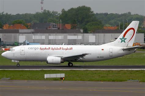 fileboeing  msf royal air maroc ram cargo