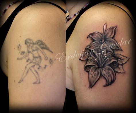 star cover up tattoo designs name cover up tattoos 199 i 231 ek d 246 vmesi kapatma flower