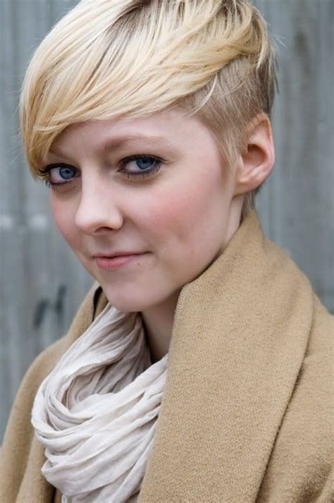 womans hair thinning on sides shaved side hairstyles and beauty tips short hairstyle 2013