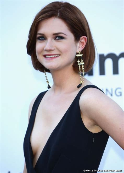 Happy Birthday To The Ever Classy Miss Bonnie Wright A Reader S Thoughts
