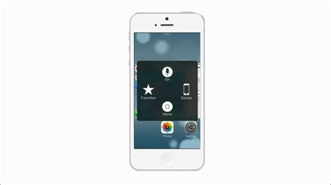 Ios Home Button by Enable Assistive Touch On Ios 7 Fix Broken Home Button