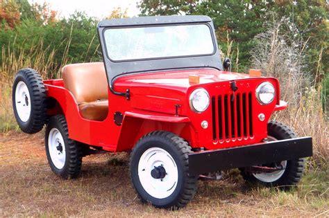 Cj 1 Jeep Jeep Cj 3b 191px Image 1