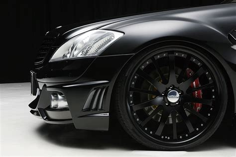 Black Bison Kit by Wald Sports Line Black Bison Edition S Class Car Tuning