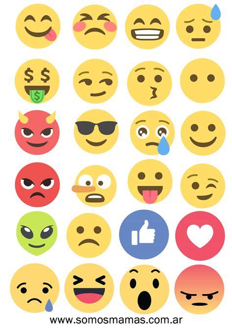 imagenes de los emojis im 225 genes de emojis para imprimir jugar y decorar