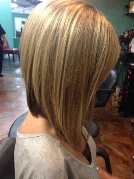 medium hair longer in front 15 inspirations of short in back long in front hairstyles