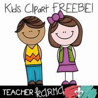 Student Clipart FREE TEacherKarmacom