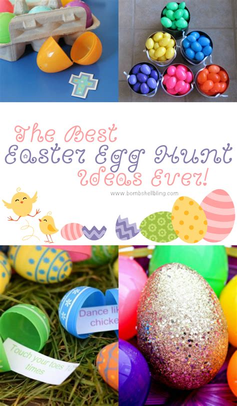 easter hunt ideas easter egg hunt ideas the best ever collection of ideas