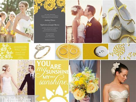 {You Are My Sunshine}: A Palette of Gray   Yellow   The