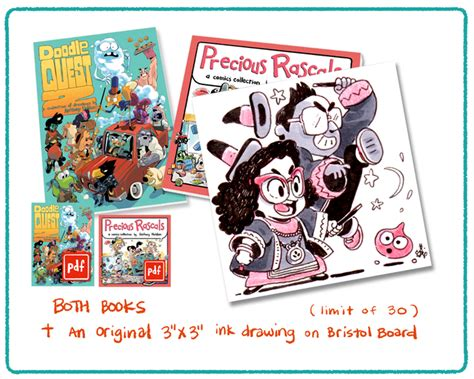 doodle quest free booked precious rascals and doodle quest 2 by