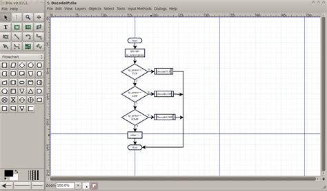 membuat flowchart di open office 6 software pengganti visio untuk ubuntu linux
