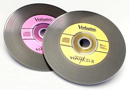verbatim printable vinyl cd hot wax new style review rating pcmag com