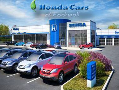 honda dealership rockwall tx honda cars of rockwall and deliverymaxx brings special
