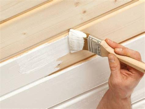 Decke Schleifen Tipps by Die Besten 25 Holzdecke Streichen Ideen Auf