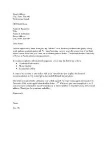 Requesting A Letter Of Recommendation Bbq Grill Recipes