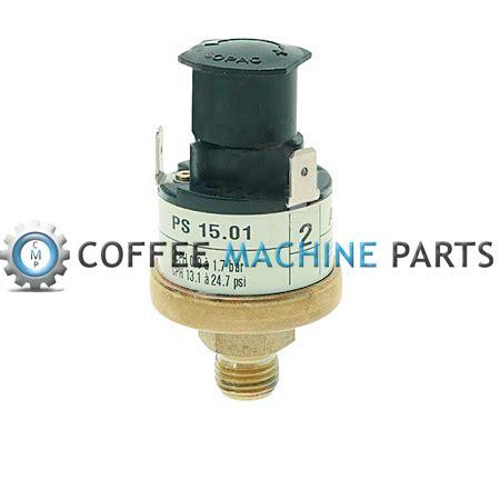 Coffee Machine Vibiemme vibiemme espresso machine pressurestat