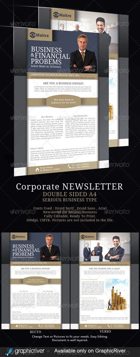 newsletter templates photoshop 17 best images about newsletter exles adobe photoshop