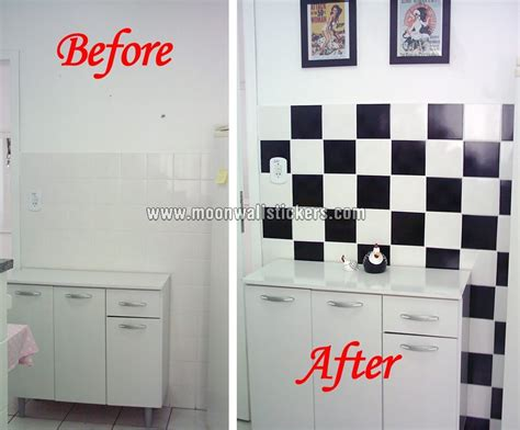 Bathroom Tile Decals