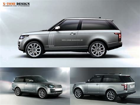 Door Range by X Tomi Design Range Rover 3 Door