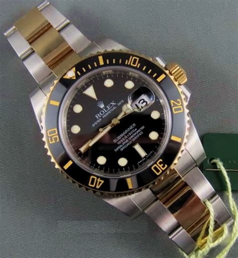 Jam Tangan Pria Rolex Submariner Ceramic Two Tone jual rolex submariner ring ceramic combinations serba
