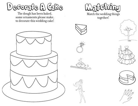 printable wedding coloring book pages wedding coloring and activity book