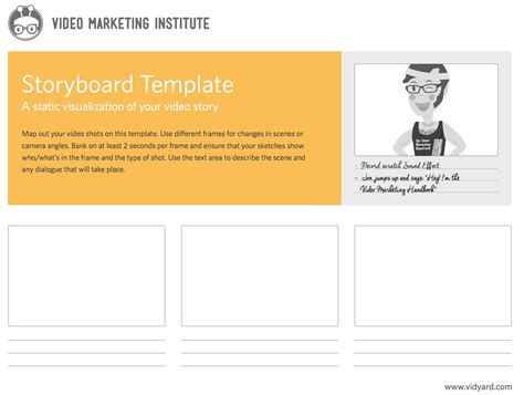 storyboard illustrator template how to storyboard a marketing when you re not an