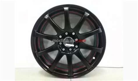Jakarta Modifikasi Kaki Kaki Velg Mobil Hsr Wheel velg hsr jd53 model enduro ring 15