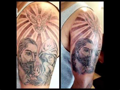 marvink tattoos maria jesus y esp 237 ritu santo tatuaje