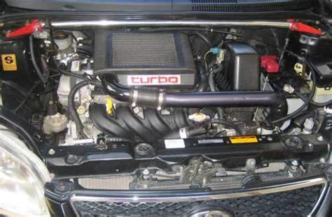 toyota vios 1nz fe supercharger