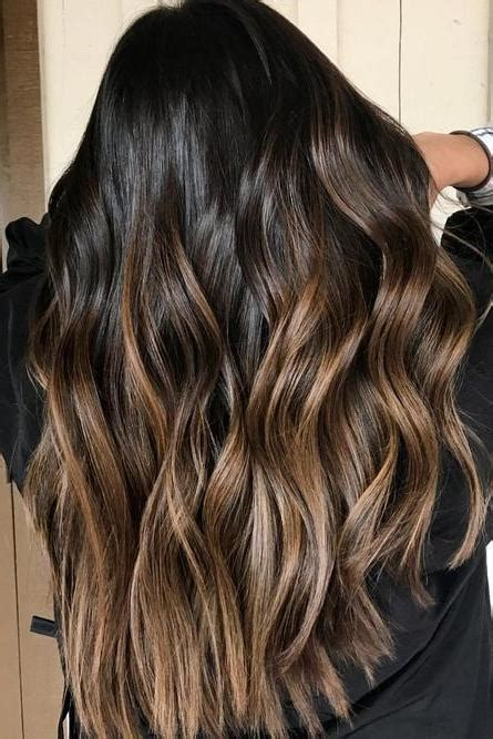 brown ombr 233 hair color ideas southern living