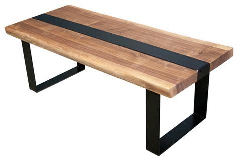 Modern Ceiling Fans black walnut wood live edge coffee table rustic coffee
