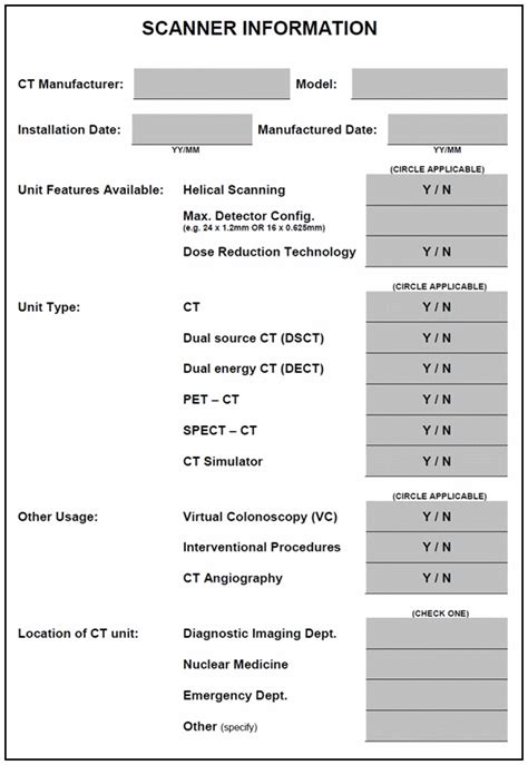 Ct Angiography Report Template