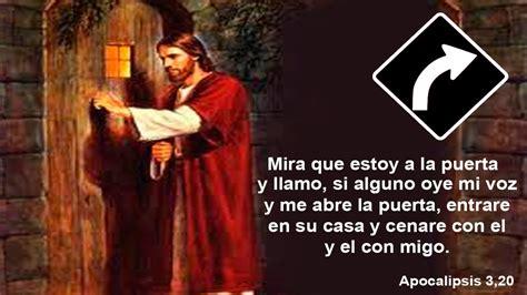 imágenes de jesucristo tocando la puerta jesus toca la puerta de tu corazon mensaje de jesus para