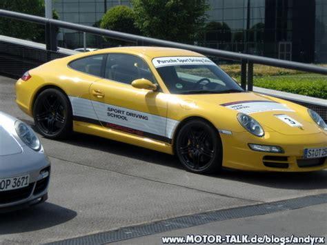 Porsche Fahrertraining by Porsche Fahrtraining In Leipzig Ein Erlebnisbericht