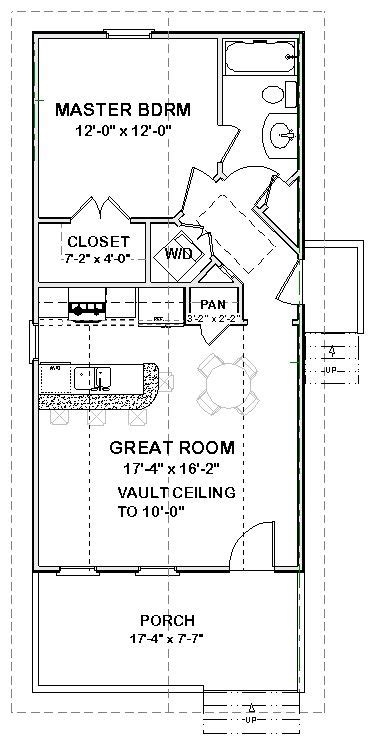 mother in law house floor plans plan chloe stock house plan this is a 648 sq ft katrina cottage more pictures when you click