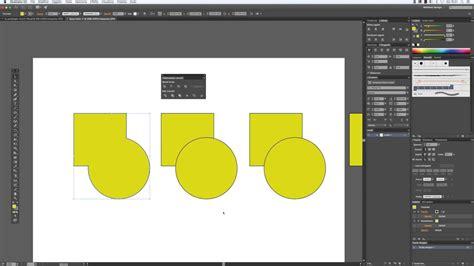 illustrator cc elaboratore tracciati  crea forme youtube
