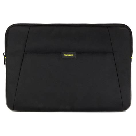 citygear 11 6 inch laptop sleeve black