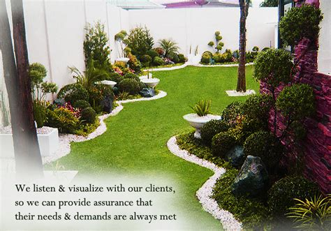 Green World Builders Inc. Philippines   Landscaping
