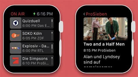jetzt im tv 2015 uhr tv nach sender filme serien on air tv programm jetzt mit apple watch erweiterung