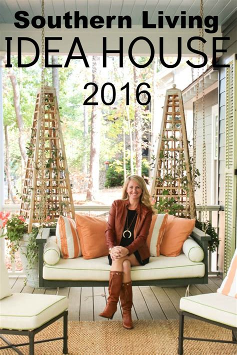 tour the 2016 southern living idea house in mt laurel my trip to birmingham and the 2016 southern living idea