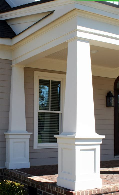 pillars decoration in homes best 20 porch columns ideas on pinterest front porch