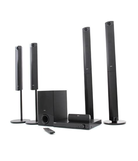 Home Theater Sony Dav Dz840 buy sony dav dz840 5 1 dvd home theatre system at best price in india snapdeal