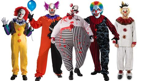 best of the killers 10 best clown costumes 2018 heavy