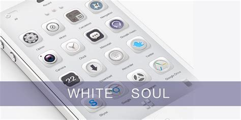 theme windows7 apk white soul go launcher theme android apps on google play