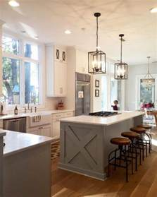 Light Fixtures Over Kitchen Island gray island grey kitchen island painted kitchen island kitchen island