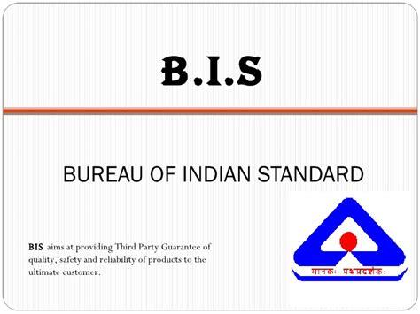 buro of indian standard food related legislation ppt