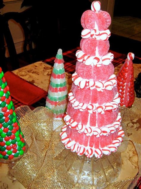 Easy Crafts To Make For Your Room - christmas c r a f t 6 candy trees c r a f t