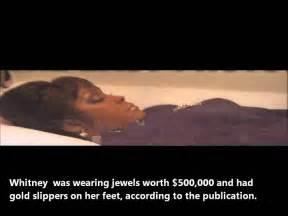 Whitney houston open casket eazy e dead body view original