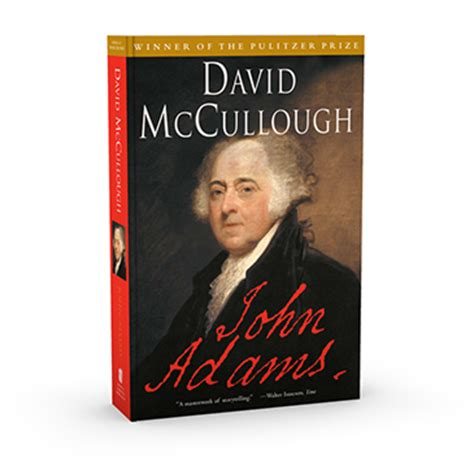 george washington biography pulitzer prize the david mccullough collection
