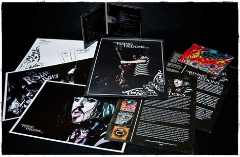 How To Create A Great Press Kit Sketchbook Band Promo Template